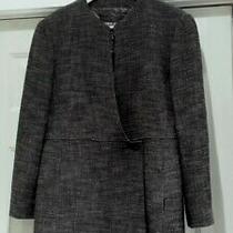 Vintage Giorgio Armani a Milano Borgonuovo 21 Woolblend Womens Blazer Size 10 Photo