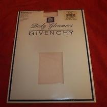 Vintage Givenchy Body Gleamers Control Top Panty Hose - Blush B 156 Photo