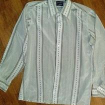 Vintage Givenchy for Chesa Men's Disco Polyestet  Shirt Medium Photo