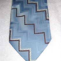 Vintage Givenchy Gentlemen Mens Tie Light Blue Photo