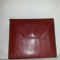 Vintage Givenchy Leather Wallet Photo