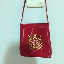 Vintage Givenchy Red Purse   Photo