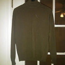 Vintage Givenchy Sport Partial Zip Sweater European Size 40 Chocolate Brown Photo