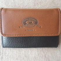 Vintage Gloria Vanderbilt Pocket Book / Wallet