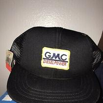 Vintage Gmc Diesel Power Hat. Brand Bew Photo