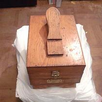 Vintage Griffin  Shoeshine Box Photo