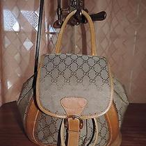 Vintage Gucci Backpack Photo