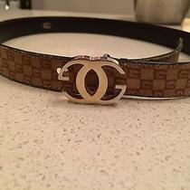 Vintage Gucci Belt Photo