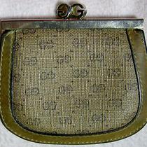 Vintage Gucci Change Coin Purse Wallet Photo