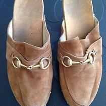 Vintage Gucci Clogs Photo