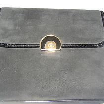 Vintage Gucci Clutch With Art Deco Closure ..amazing Photo