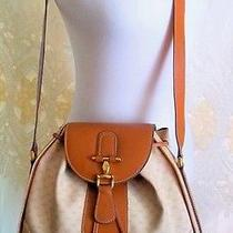 Vintage Gucci Cream Large Jackie O Bag Photo