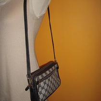 Vintage Gucci Handbag Bag Shoulder Bag Purse Photo