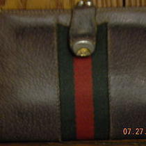 Vintage Gucci Lady's Wallet Photo