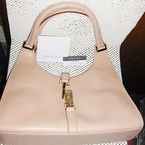 Vintage Gucci Pink Jackie O Handbag Photo