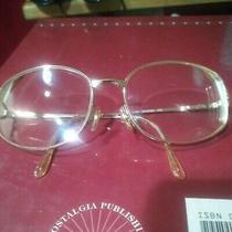 Vintage Gucci Rose Gold Eyeglass Frames Mod Gg 2279 Rx Lenses Photo