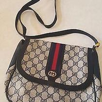 Vintage Gucci Shoulder Handbag Photo