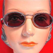 Vintage Gucci Sunglasses Black Unisex Gray Lens Italy Gg 1614/s 6zd   Photo