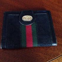 Vintage Gucci Wallet Photo