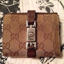 Vintage Gucci Wallet- Brown Classic  Photo