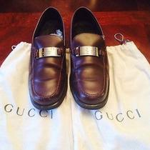 Vintage Gucci Woman's Loafers Photo