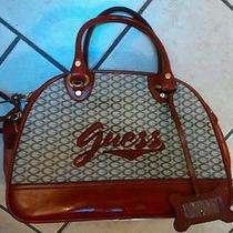 Vintage Guess Bag Handbag Purse Nr  Photo