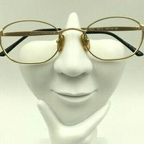 Vintage Guess Gu 735 Sun Gold Metal Oval Sunglasses Eyeglasses Frames China Photo