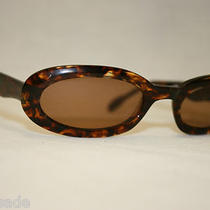 Vintage Guess Gu 968 Audrey 105-1 5421-130 Tortoise Sunglasses 126mm - Mab159 Photo