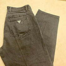 Vintage Guess Jeans Tapered Usa Made Denim Men's Size 38 X 30 Photo