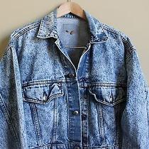 Vintage Hard to Find Levi's Denim Barn Chore Jacket Photo