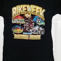 Vintage Harley 1991 Bike Week 50th Anniversary T-Shirt Photo