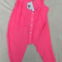 Vintage Havana Girls Top Dress Pink Size Large New Retail 48 Photo