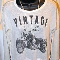 Vintage Havana-Kids - Vintage Motorcycle Graphic Top Photo