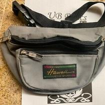 Vintage Hawaii Design Victor Sports Blue Fanny Pack Waist Bag Bum Belt Hip Pack Photo