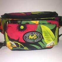 Vintage Hawaii Design Victor Sports Blue Fanny Pack Waist Bag Bum Belt Hip Pack Photo