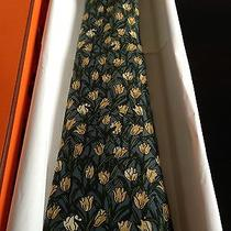 Vintage Hermes Tie 1994 Collection Never Worn Photo