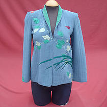 Vintage I.magnin Karolyn Parker Long Sleeve Women's Blazer Jacket Photo