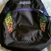 Vintage Jansport Backpack (Rare Color) Photo