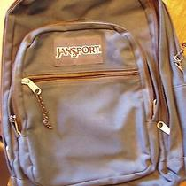 Vintage Jansport Blue Backpack Photo