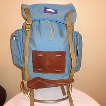 Vintage Jansport Framed Backpack Original Literature Circa 1970's Made in Usa Photo
