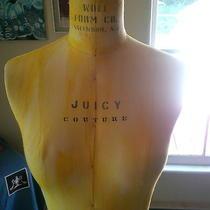 Vintage Juicy Couture Hand Painted Dressform Mannequins  Photo