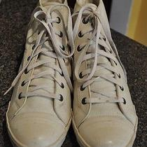 Vintage Keds Mens High Top Basketball Shoes 1950s Mens Sz 11.5 Sneakers Photo