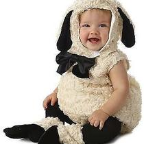 Vintage Lamb Costume for Toddler Photo