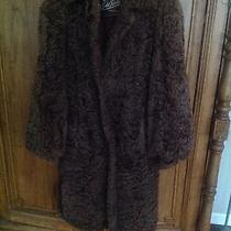 Vintage Lamb Fur Coat Photo