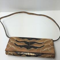 Vintage Leather Handbag by Fantasy Collections Photo