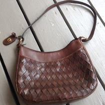 Vintage Leather Purse Etienne Aigner Brown Leather Photo