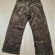 Vintage Levi's  305-88 Brown Corduroy Size W27 L25 Jeans Trouser Pants  Photo