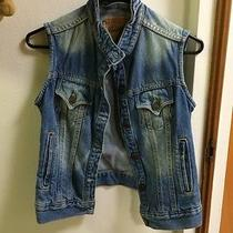 Vintage Levis Denim Vest Photo