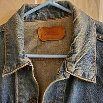 Vintage Levis Jacket Youth Size 40 Photo