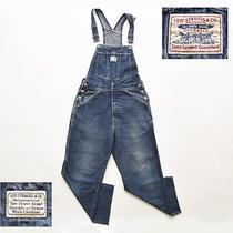 Vintage Levis Overalls Denim Work Clothing 30 X 30 Photo
